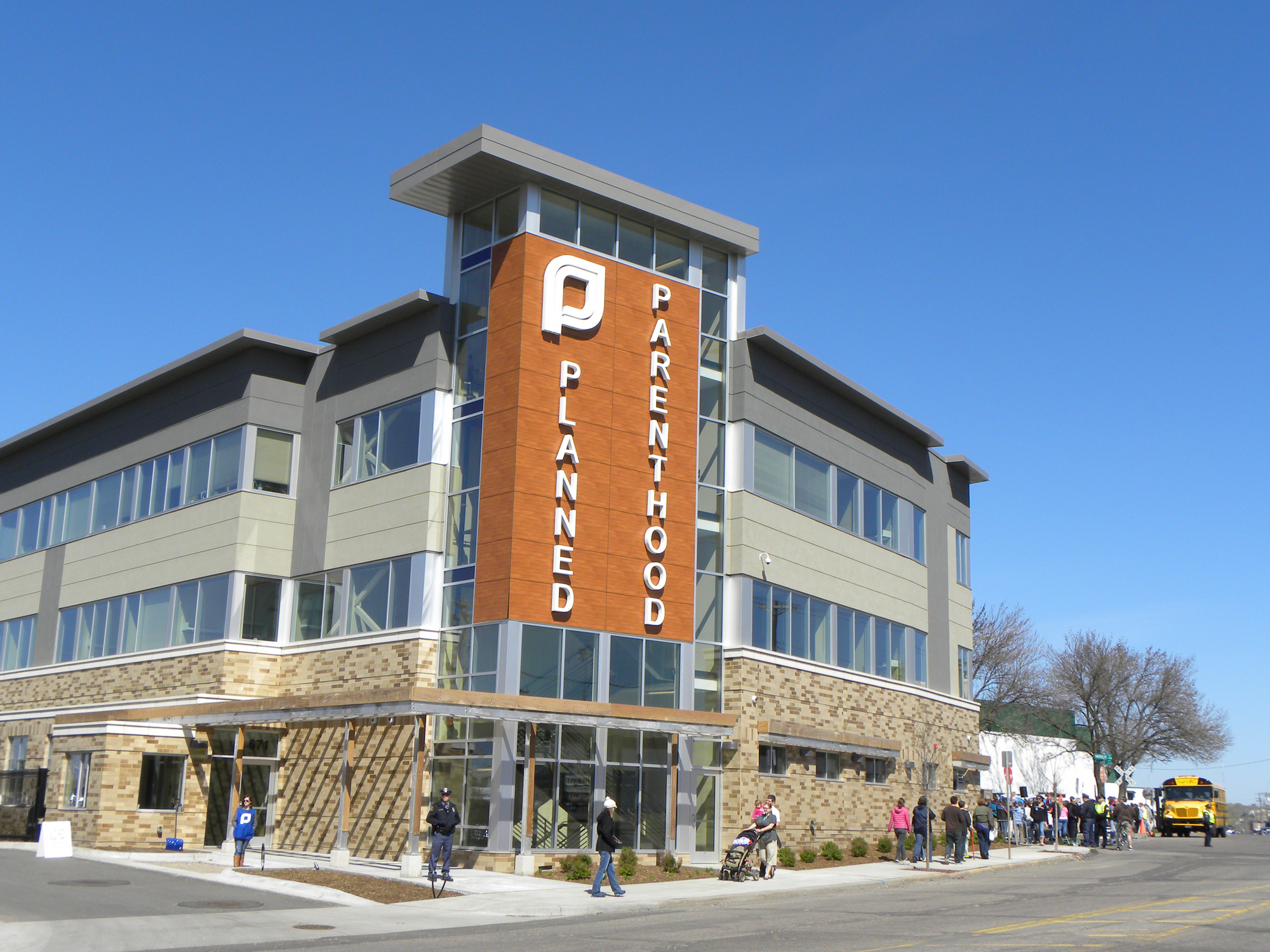 St. Paul family planning clinic Planned Parenthood